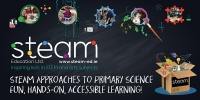 STEAM Approaches to Primary Science - Fun Hands On Creative Science!