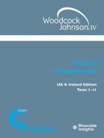 WOODCOCK JOHNSON IV: TESTS OF ACHIEVEMENT (UK & IRE EDITION)